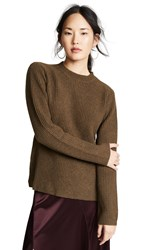Edition10 Open Back Sweater Cypress