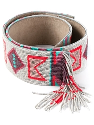Etro Bead Embellished Belt