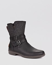 Ugg Waterproof Cold Weather Booties Simmens Black