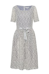 Great Plains Lexie Lace Dress Cream
