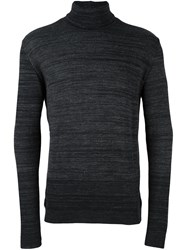 Stephan Schneider Turtle Neck Jumper Grey