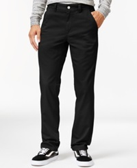 Wesc Eddy Chino Pants Black