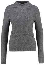 United Colors Of Benetton Jumper Gris Light Grey