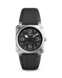 Bell And Ross Br 03 92 Steel Watch 42Mm Black