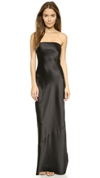 Nili Lotan Maxi Tube Dress Black