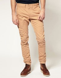 Henri Lloyd Jeans Franklin Narrow Fit Chino Brown