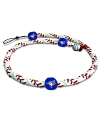 Game Wear Toronto Blue Jays Frozen Rope Necklace Team Color