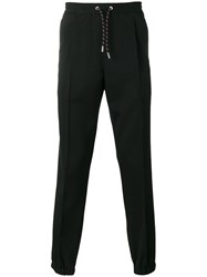 Christian Dior Homme Jogger Style Trousers Black