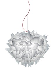 Slamp Veli Couture Suspension Light White