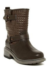 Modern Rebel Duna Boot Brown