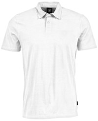 Volcom Men's Wowzer Polo White