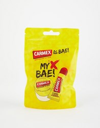 Carmex Is Bae Lip Set No Colour Clear
