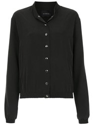 Olympiah Buttoned Isolda Jacket Black