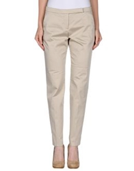 Hugo Casual Pants Beige