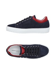 John Galliano Sneakers Dark Blue