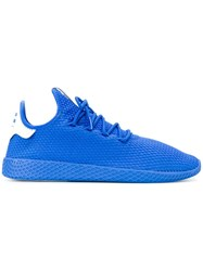 Adidas By Pharrell Williams Tennis Sneakers Blue