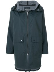 Ecoalf Niagara Raincoat Green