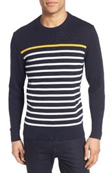 Jack Spade Men's Breton Stripe Sweater