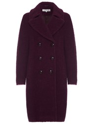 Damsel In A Dress Charlecote Coat Plum