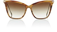 Dita Women's Fearless Sunglasses Gold No Color Gold No Color