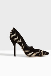 Paul Andrew Zenadia Court Shoes Black