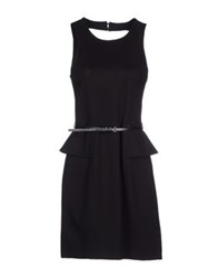 Kocca Short Dresses Black