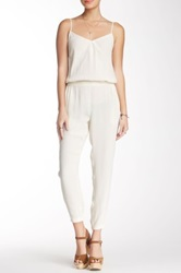 Indian Jumpsuit White