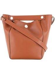 3.1 Phillip Lim Dolly Large Tote Brown