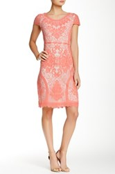 Yoana Baraschi Ming Journey Bodycon Dress Pink