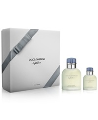 Dolce And Gabbana Light Blue Pour Homme Gift Set