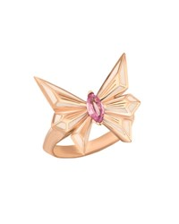 Stephen Webster Fly By Night Marquis Pink Sapphire Ring