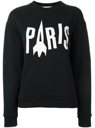 Etre Cecile 'Paris' Sweatshirt Black