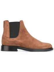 Paul Smith Classic Chelsea Boots Brown
