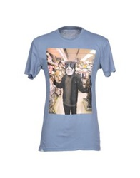 Altamont T Shirts Grey