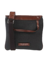 The Bridge Handbags Dark Brown