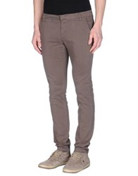 Entre Amis Casual Pants Cocoa