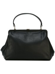 Ann Demeulemeester 'Doctor' Bag Women Leather One Size Black