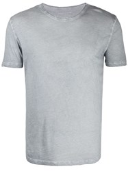 Majestic Filatures Dyed Effect Cotton T Shirt 60