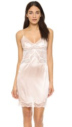 Stella Mccartney Kate Kissing Chemise Floral White