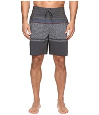 Rip Curl Trimmer Lay Day Boardshorts Black Men's Swimwear