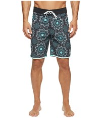 Billabong 73 X Line Up Boardshorts Mint Men's Swimwear Green