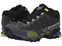 La Sportiva Synthesis Mid Gtx Grey Green Boots White