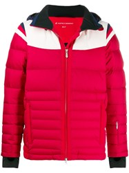 Perfect Moment Glacier Padded Jacket 60