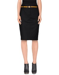Magazzini Del Sale Skirts Knee Length Skirts Women Black
