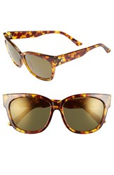 Electric Eyewear Women's Electric 'Danger Cat' 58Mm Cat Eye Sunglasses