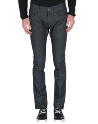 Superfine Denim Denim Trousers Men Blue