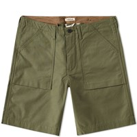 The Hill Side Fatigue Short Green