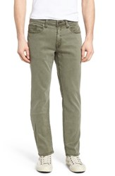 Fidelity Men's Denim Overdyed Straight Leg Jeans Guerilla