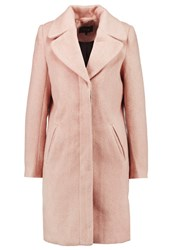 Vila Vinuka Classic Coat Rose Dust