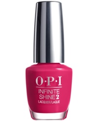 Opi Infinite Shine Running With The In Finite Crowd